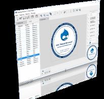 Графический редактор MATUYA STAMP SYSTEM